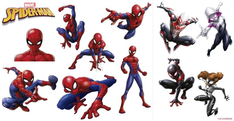 Reflekser: Spider-Man